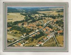 CPSM (52) FOULAIN - Vue Aérienne Sur La Marne Et La Départementale Traversant Le Bourg En 1972 - Frankreich
