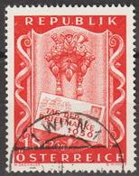 1956: Österreich Mi.Nr. 1029 Gest. (d359) / Autriche Y&T No. 862 Obl. - 1945-.... 2. Republik