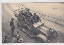 General Wille Im Oldtimer Auto 1914 - Grossaufnahme      (P-223-90530) - Equipment