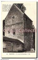 CPA Provins La Tour Du Bourreau Sanson Qui Executa Louis XVI Le 21 Janvier 1793 - Provins