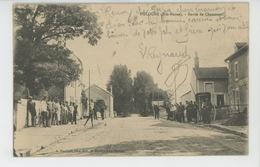 BOLOGNE - Route De Chaumont - Frankreich