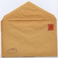 WÜRTTEMBERG DU 7 IIA Dienst-Umschlag 1895  Kat. 12,00 € - Wuerttemberg
