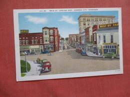 Main Street    Tennessee > Johnson City  Ref 3911 - Johnson City