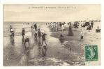 Cp, 62, Paris Plage - Le Touquet, L'Heure Du Bain, Voyagée 1913 ? - Le Touquet