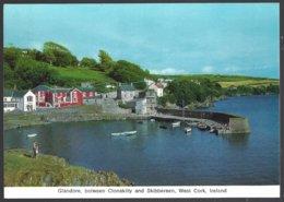 PC  204 Cardall - Glandore,between Clonakilty And Skibbereen, West Cork  Ireland. Unused - Cork