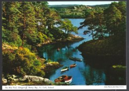 PC  2/23 J.Hinde - The Blue Pool,Glengarriff,Bantry Bay, Co. Cork  Ireland. Unused - Cork