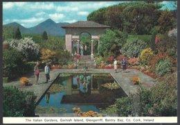 PC  220  Cardall - The Italian Gardens,Garnish Island,Glengarriff,Bantry Bay , Co. Cork,Ireland. Unused - Cork