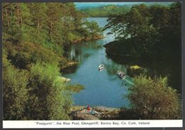 PC  221 Cardall - Poulgrorm,The Blue Pool,Glengarriff,Bantry Bay, Co. Cork  Ireland. Unused - Cork