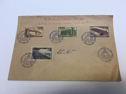LETTRE 1952 PORTUGAL CENTENARIO DO MINISTERIO SERVICO DE INFORMACOES RECLAMACOES LISBOA - 1910-... République