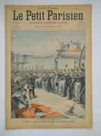 Le Petit Parisien N°794 - 24 Avril 1904 - Russie DRAME DE CHEMULPO- DRAME A PONT PITENDHAL ( 59 ) - Le Petit Parisien