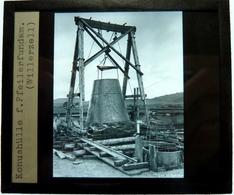 KONUSHÜLLE F.PFEILERFUNDAM (WILLERZELL) - SUISSE - Glass Slides