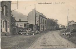 08 CHATEAU-REGNAULT  Rue De La Gare - France