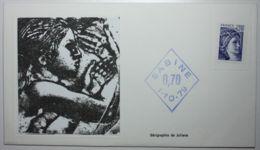 FDC - SABINE - TP 2056 - 1970-1979