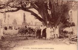 ETHIOPIE EXECUTION CAPITALE A ADDIS-ABEBA - Äthiopien