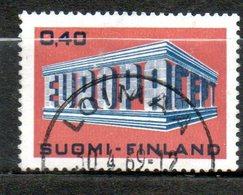 FINLANDE  Europa 1969 N° 623 - Finlande