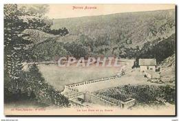 CPA Notre Alsace Le Lac Noir Et Sa Digue - Alsace