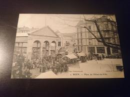 Boen Place De L'hôtel De Ville - Autres Communes
