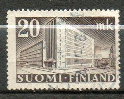 FINLANDE  Hotel Des Postes Helsinki 1943-45 N° 267 - Finlande