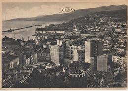 22-Trieste-Panorama-v.1951 Con Francobollo Occupazione Anglo-americana X Catania - Trieste