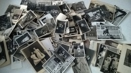 Gros Lot De Photos Anciennes - Photos