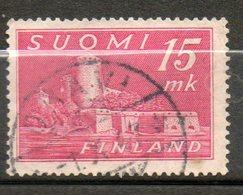 FINLANDE  Forteresse D Olavinlinna 1945 N° 304 - Finlande