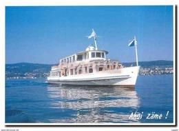 CPM Ahoi Zame Zurichsee - Bateaux