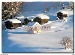 CPM Weiler Rottebrigge Winterlandschaft Im Goms - VS Valais