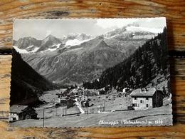 (FG.J67) Panorama Di CHIAREGGIO Di CHIESA IN VALMALENCO (SONDRIO) - Sondrio