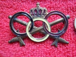 Brevet Sportif Belge 2 éme Modéle - Militaria
