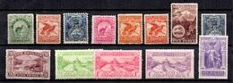Nouvelle-Zélande Belle Petite Collection De Bonnes Valeurs Neufs * 1898/1920. B/TB. A Saisir! - Collections, Lots & Series