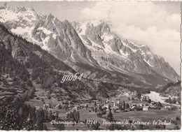 Aosta Courmayeur Entreves La Palud Fg - Italy