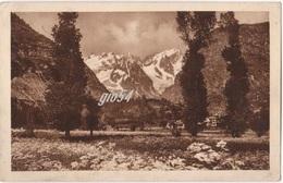 Aosta Courmayeur Monte Bianco Primavera - Italy