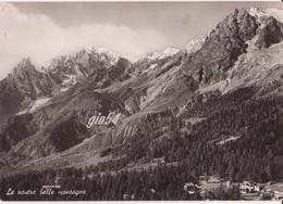 Aosta Courmayeur Monte Bianco Val Ferret Fg - Italy