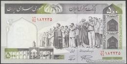 TWN - IRAN 137Ac - 500 Rials 1994-2003 Series 18/28 - Signatures: Noorbakhsh & Namazi UNC - Iran