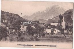 Aosta Pre St Didier Verrand Monte Bianco - Italy