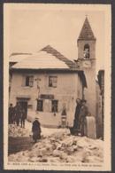 99367/ BEUIL, La Grande Place, La Poste Avec Le Buste De Garnier - Autres Communes