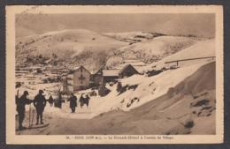 99368/ BEUIL, Le *Grand-Hôtel* à L'entrée Du Village - Autres Communes