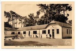 Maison Départementale De Mindin...pavillon Des Colonies...animée... - Otros Municipios