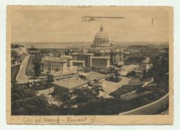 CITTA' DEL VATICANO - PANORAMA 1935  VIAGGIATA  FG - Vaticano