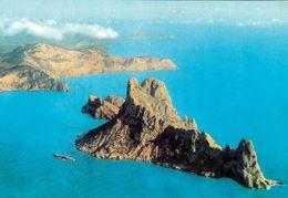 2 AK Ibiza * Ansichten Der Inseln Es Vedra Und Es Vedranell - Diese Inseln Liegen Nur Wenige Hundert Meter Vor Ibiza * - Ibiza