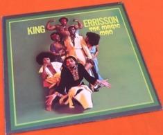 Vinyle 33 Tours  King Errisson  The Magic Man  (1976) - 45 T - Maxi-Single