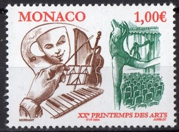 2004 MONACO  N** 2431 MNH - Unused Stamps