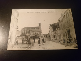 Niort Avenue De Fontenay - Niort