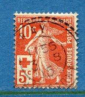 France - YT N° 147 - Oblitéré - 1914 - Frankreich