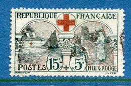 France - YT N° 156 - Oblitéré - 1919 - Oblitérés