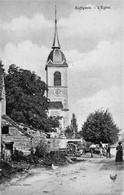 2 CPA Différentes De EUFFIGNEIX (Haute-Marne, Canton De Chaumont) - L'église. Edit. Maillefert. Non Circulées. TB état. - Frankreich