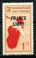 Madagascar (Francesa) Nº A-46/... Cat.140€ - Airmail