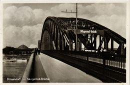 CPA AK Dusseldorf- Skagerrak Brucke GERMANY (1002053) - Duesseldorf