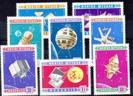Mongolia Serie Completa Nº Yvert 397/04 ** ASTROFILATELIA (ASTROPHILATELIA) - Mongolei