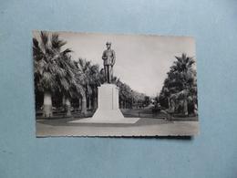 CASABLANCA  -  La Statue Du Général Leclerc  -  Maroc - Casablanca